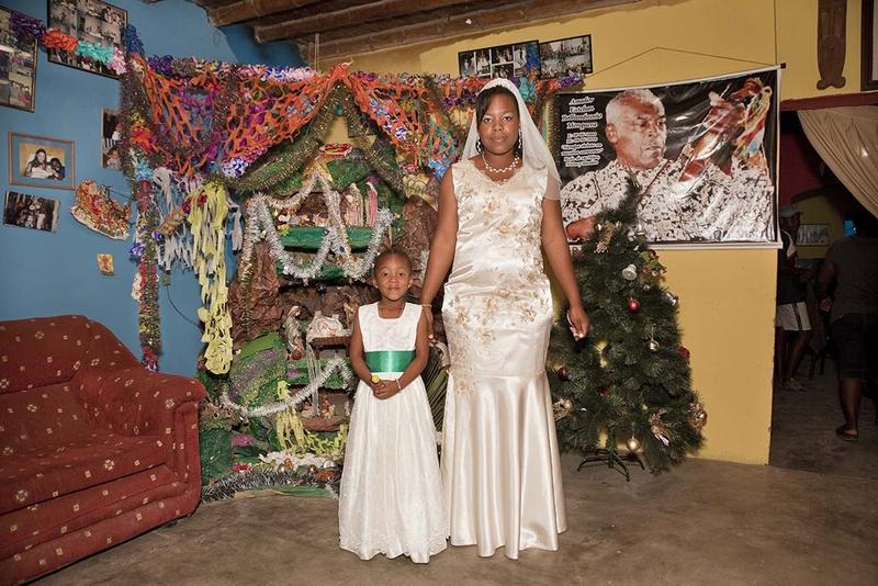 Luanda y mami, El Carmen 2012