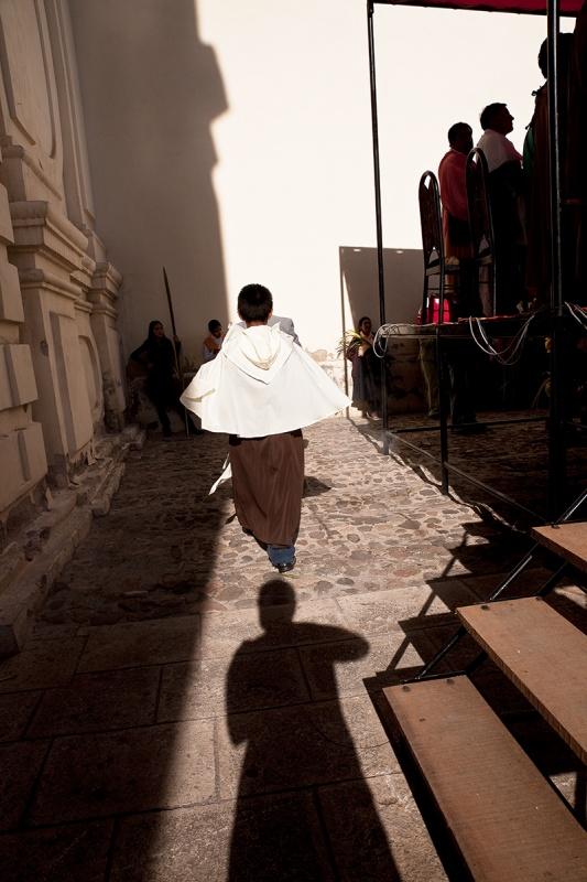 Altar Boy,Ayacucho 2009