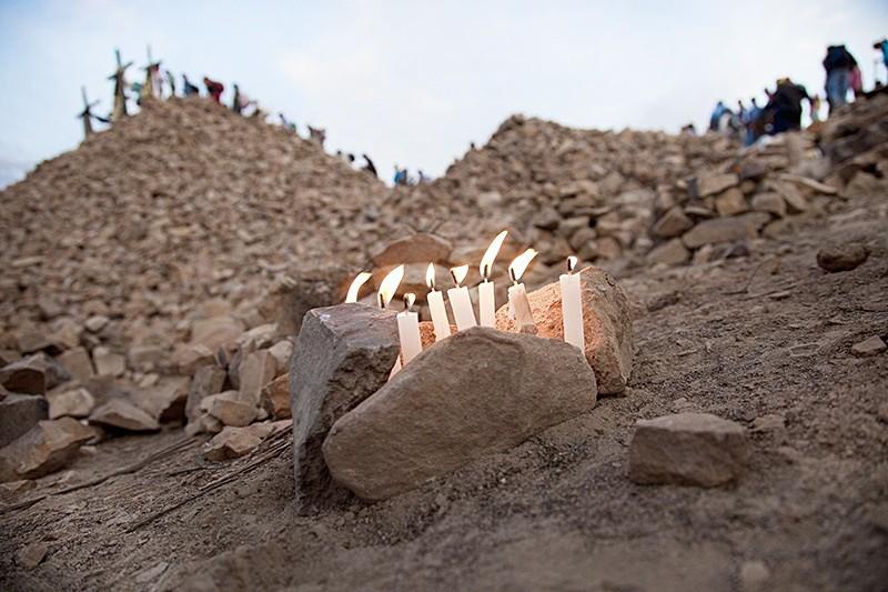 The Three Crosses, Arequipa 2009