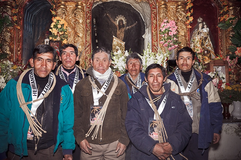 The Brotherhood of the Lord of Qoyllorritty, Quispicanchi, Cusco 2009