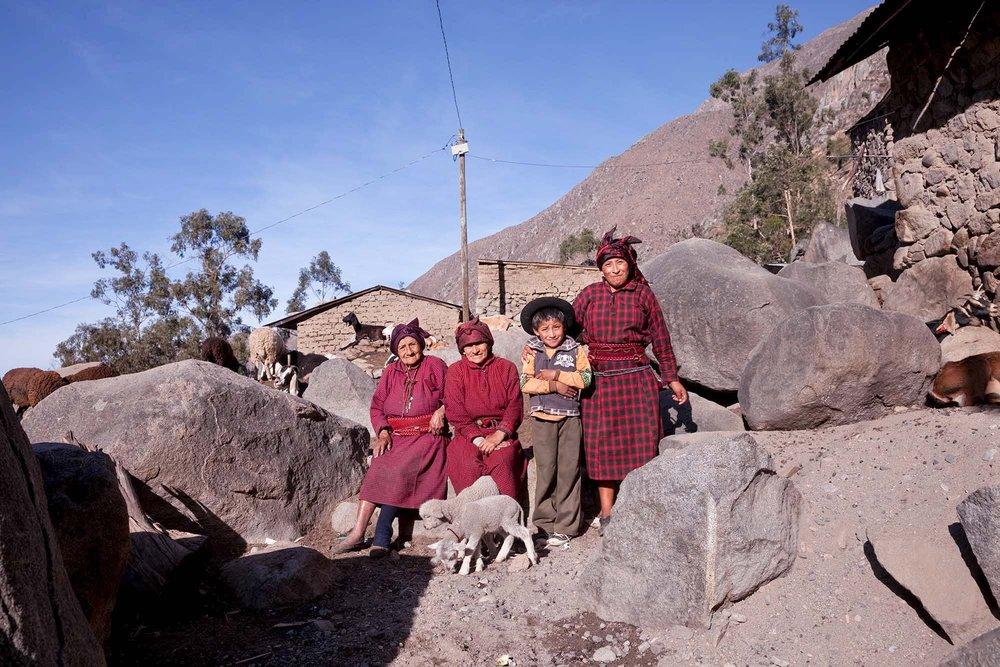 Evangelista-Sanabria family.