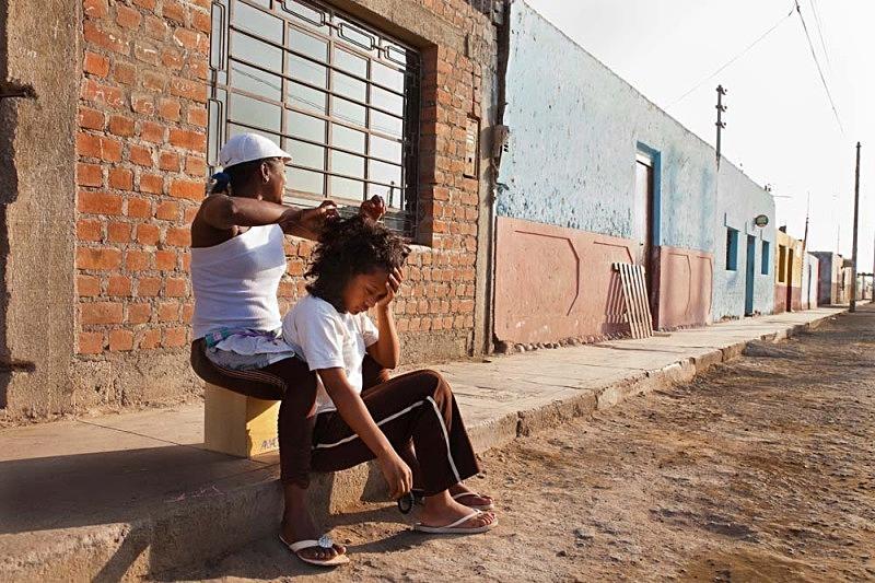 Maribel and Fanda, El Carmen 2011