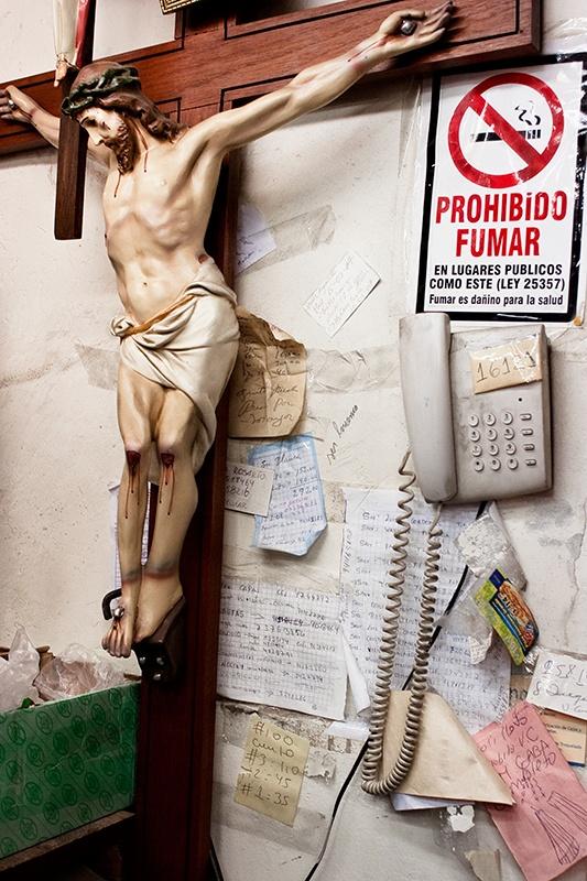 Jesus Christ, Lima 2008