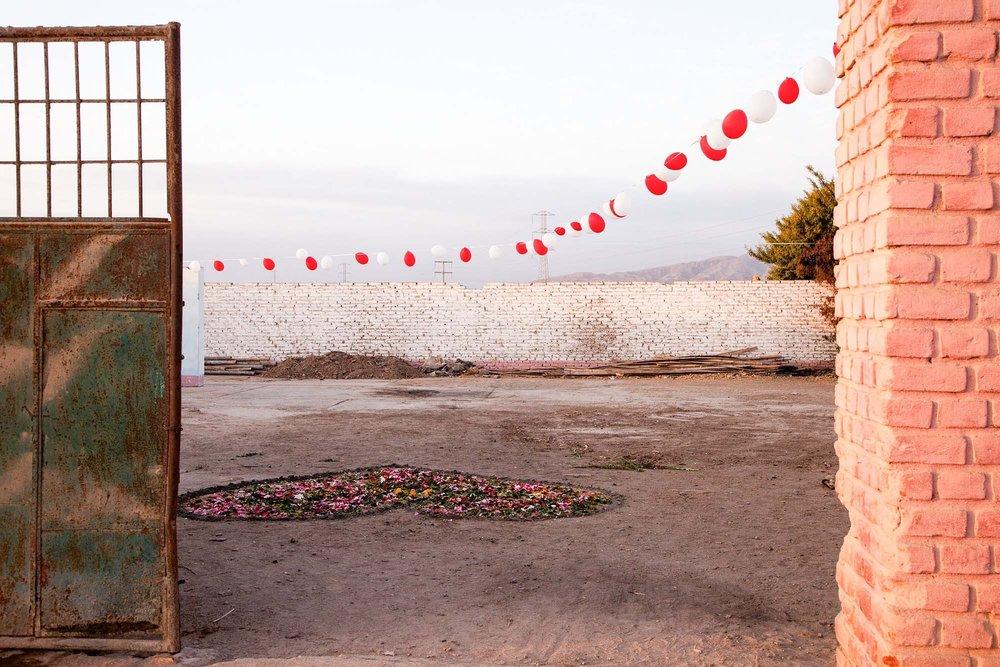 Sacred Heart, El Carmen 2014