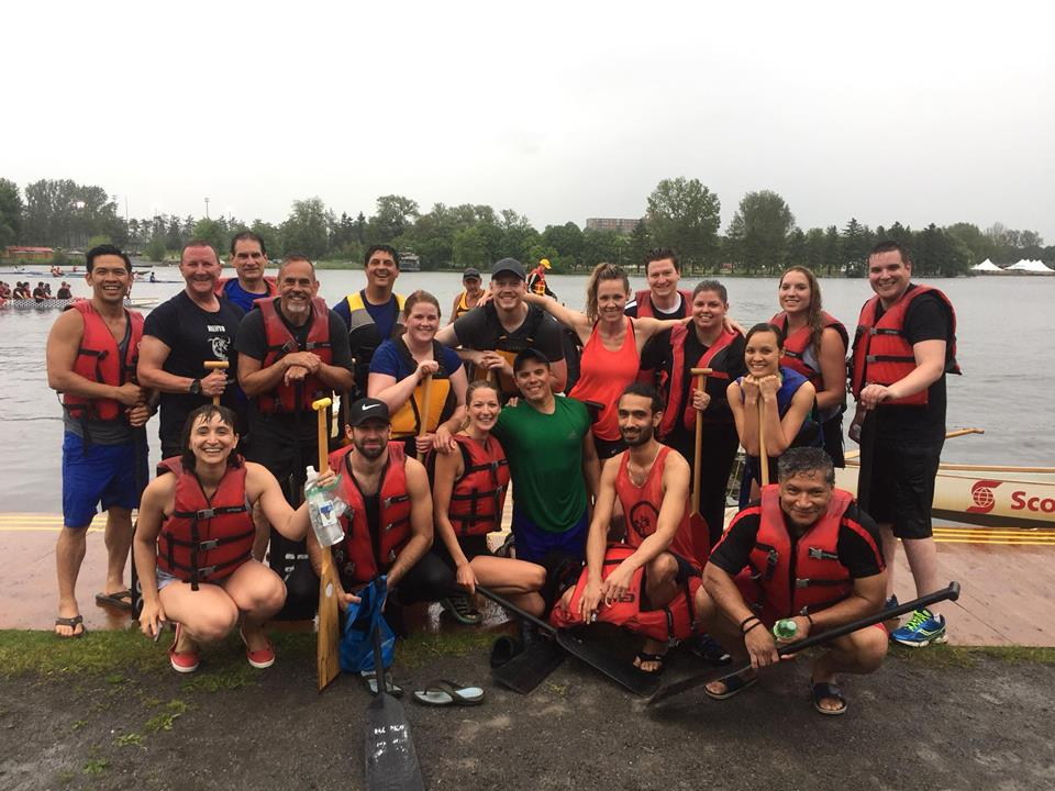 Dragon Boat Festival 2018  The Dragon Boat Foundation supports the Boys and Girls Club of Ottawa, Tim Horton's Children's Foundation, The Ottawa Senators Foundation, and The ODBF Community
