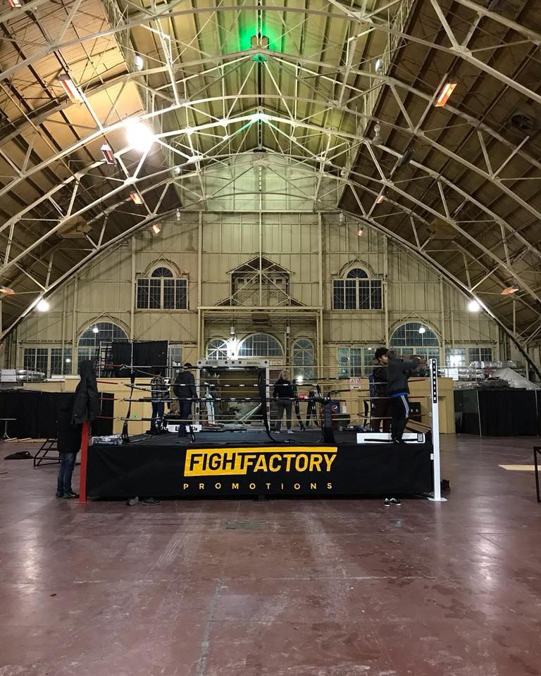 Nov 24, 2018  Fight Factory in Support of Wounded Warriors