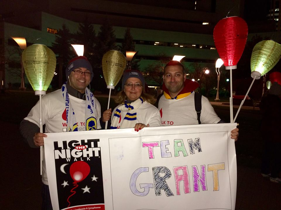 "Light the Night Walk  ""Your Steps Honour Cancer Survivors & Give Strength to Patients & Caregivers!"""