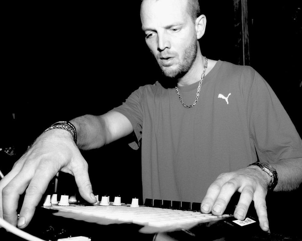 DJ Visor >  Martial arts teacher