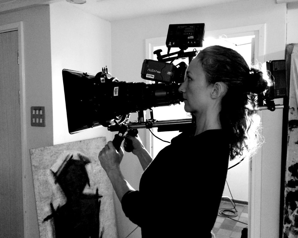 Gabi Norland     Gabi is an award winning director of photography, who was part of Hekate sound system. She has travelled the world filming, dancing and helping put on parties. She also teaches Iyengar yoga and likes staying at home with her cats