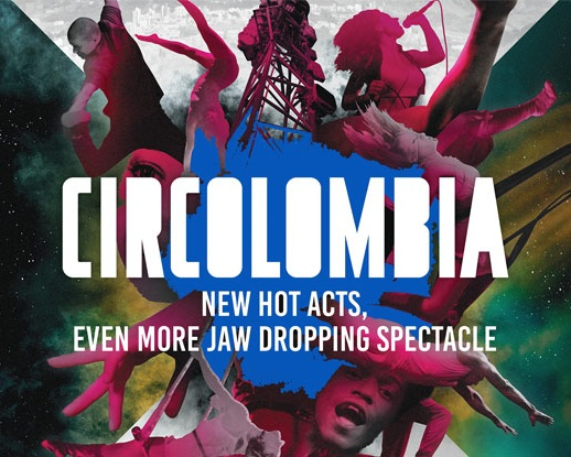 """Circolombia  is made up of the best performers from the Colombian national circus school Circo Para Todos, which means """"circus for all"""". A social project that is not only 2 schools but contnues to tour the world as a youth circus company with the artists stories at the heart of the show."""