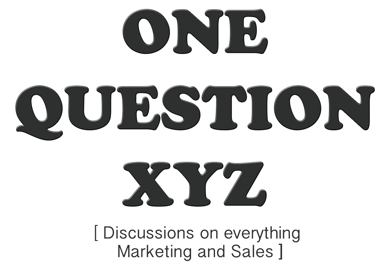 One Question XYZ