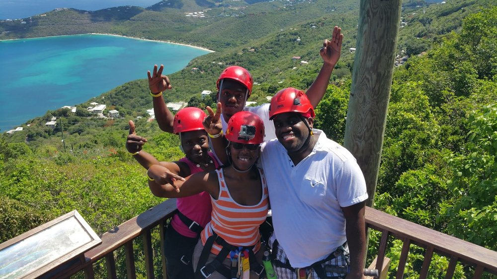 Tree Limin' Extreme in St Thomas
