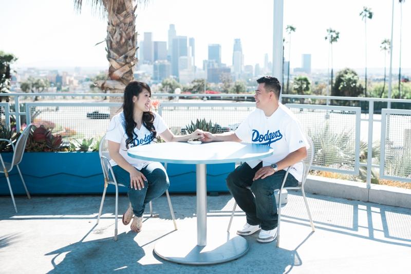 Dodgers-Stadium-Engagement-Photographer-Carissa-Woo-Photography_0007
