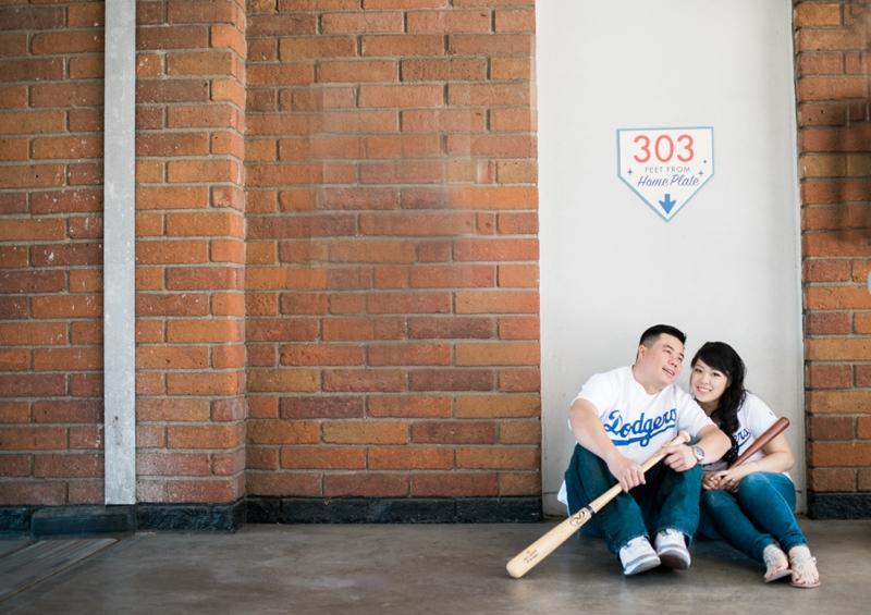 Dodgers-Stadium-Engagement-Photographer-Carissa-Woo-Photography_0010