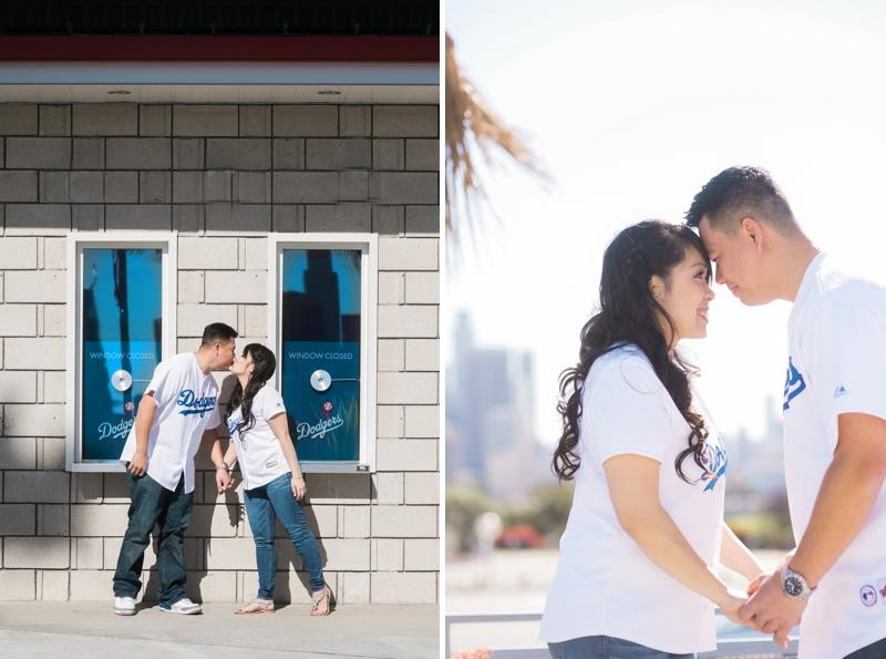 Dodgers-Stadium-Engagement-Photographer-Carissa-Woo-Photography_0011