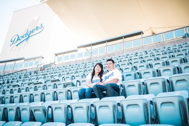 Dodgers-Stadium-Engagement-Photographer-Carissa-Woo-Photography_0013