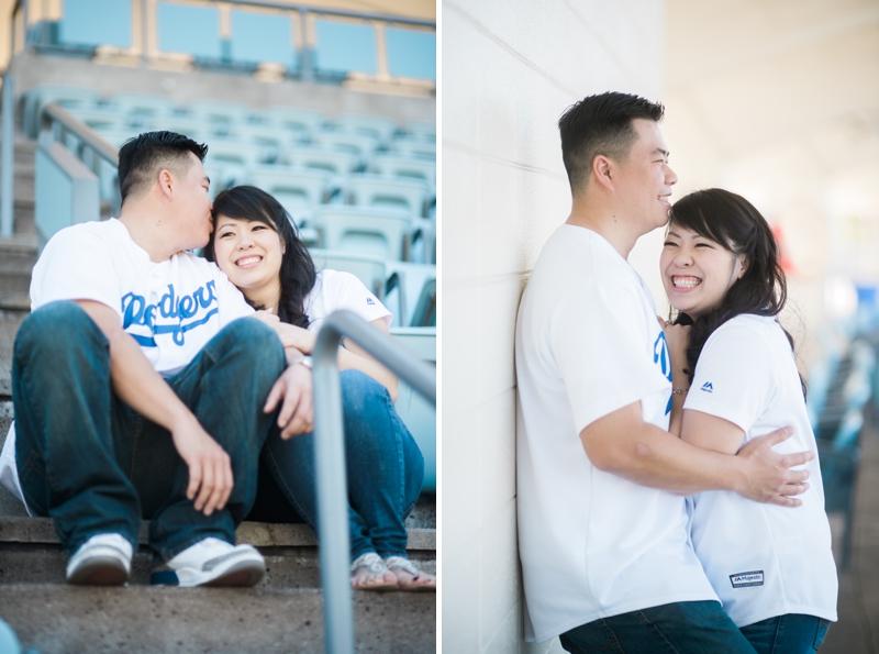 Dodgers-Stadium-Engagement-Photographer-Carissa-Woo-Photography_0014