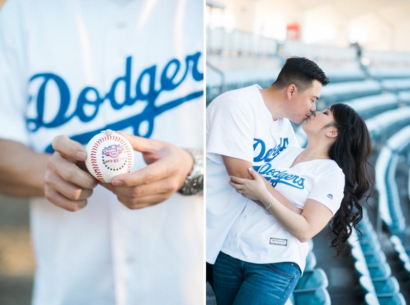 Dodgers-Stadium-Engagement-Photographer-Carissa-Woo-Photography_0020