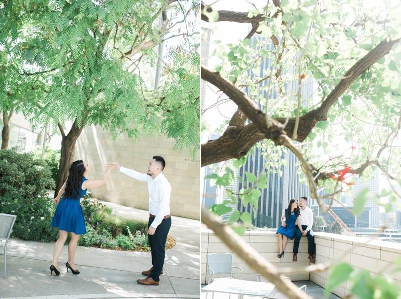 Disney-Concert-Hall-Engagement-Kat+Stephen-Carissa-Woo-Photography_0002
