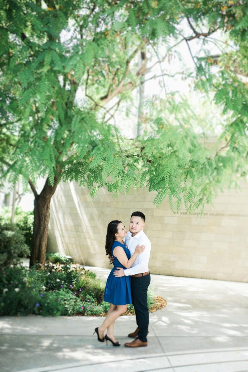 Disney-Concert-Hall-Engagement-Kat+Stephen-Carissa-Woo-Photography_0008