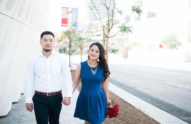 Disney-Concert-Hall-Engagement-Kat+Stephen-Carissa-Woo-Photography_0012