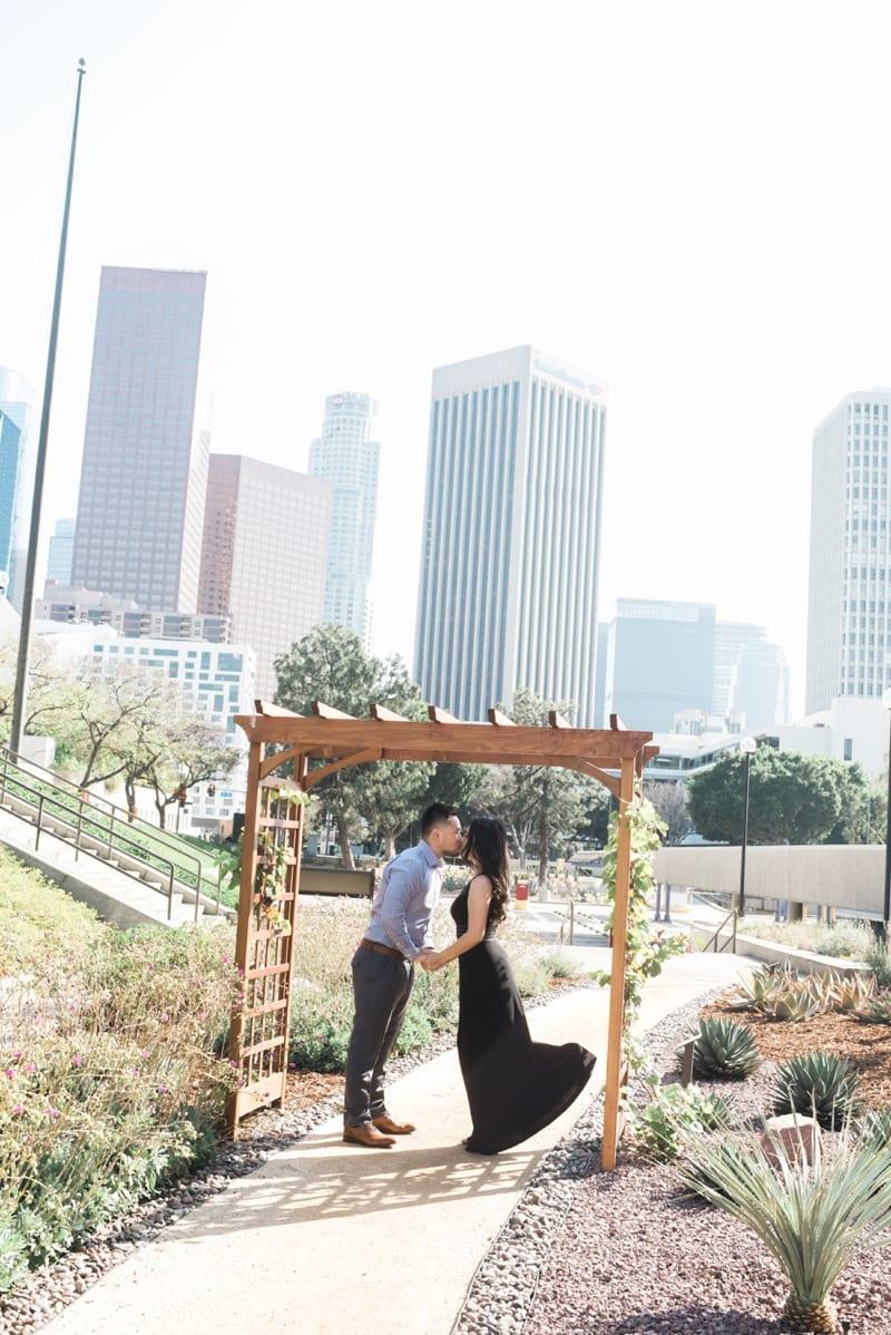 Disney-Concert-Hall-Engagement-Kat+Stephen-Carissa-Woo-Photography_0023