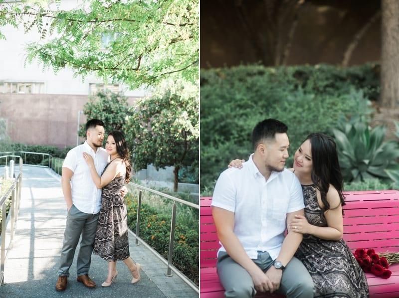 Disney-Concert-Hall-Engagement-Kat+Stephen-Carissa-Woo-Photography_0025