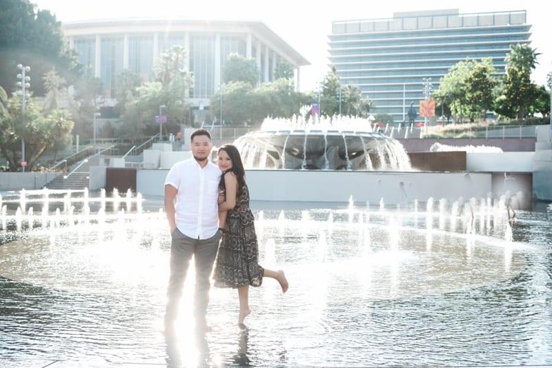 Disney-Concert-Hall-Engagement-Kat+Stephen-Carissa-Woo-Photography_0034