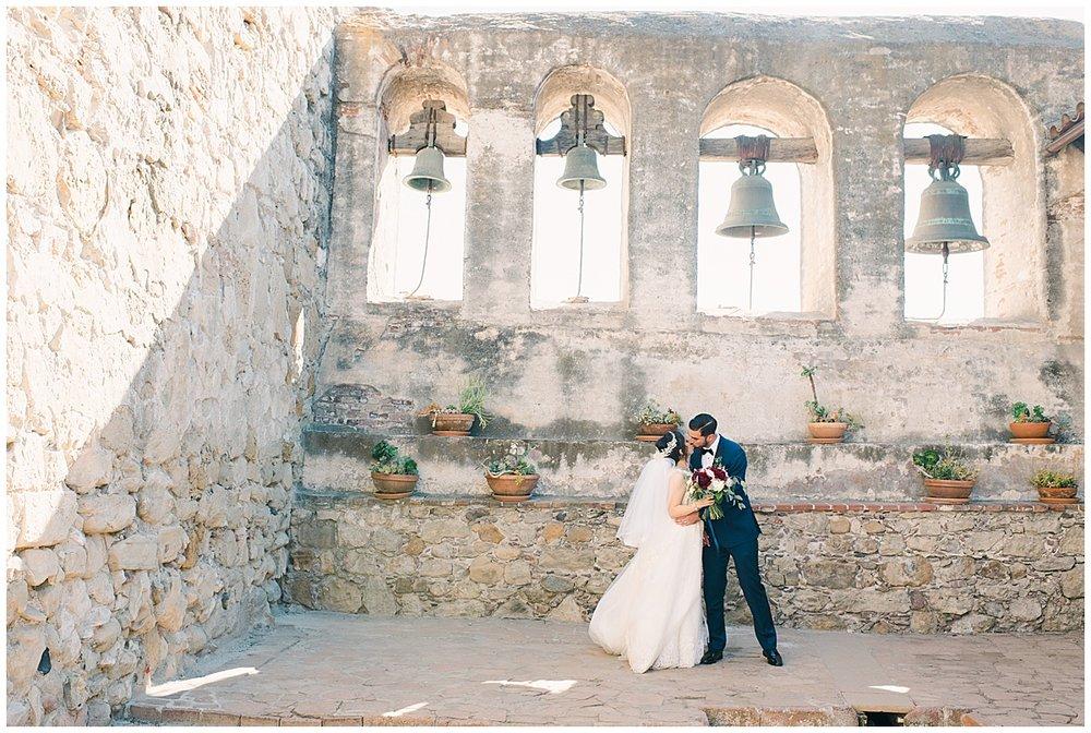 Mission Basilica San Juan Capistrano-wedding-Carissa-Woo-Photography_0001.jpg