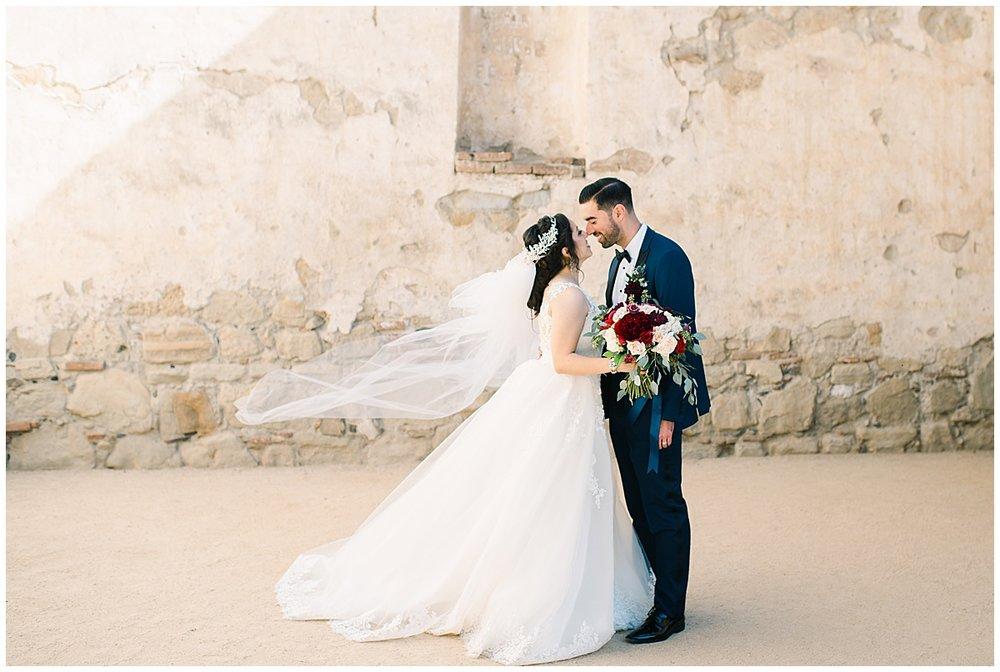 Mission Basilica San Juan Capistrano-wedding-Carissa-Woo-Photography_0021.jpg