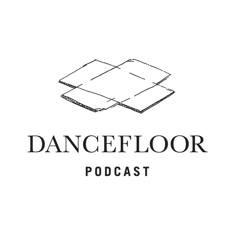 Dancefloor Podcast logo