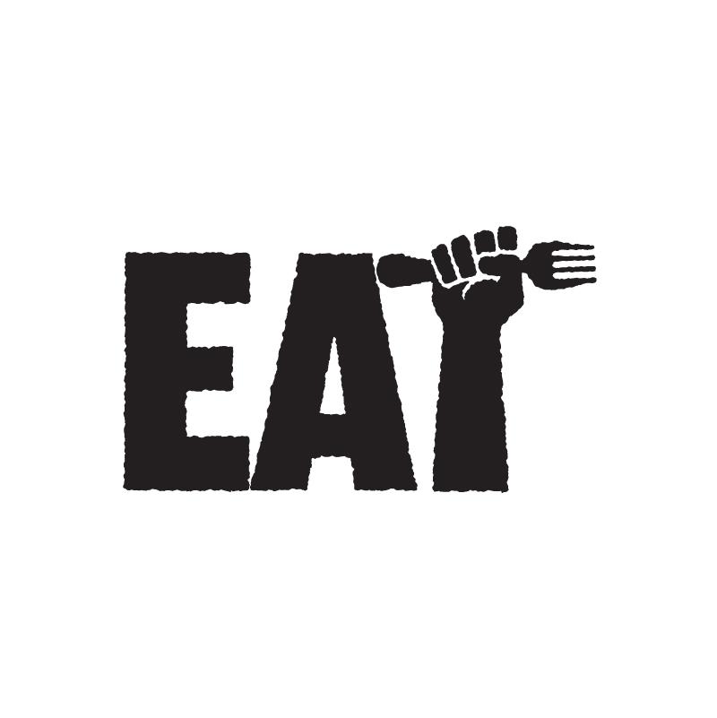 EAT logo concept