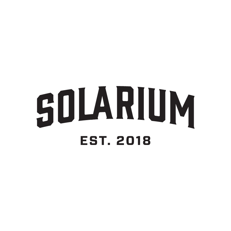 Solarium logo concept