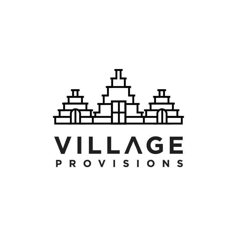 Village Provisions logo concept