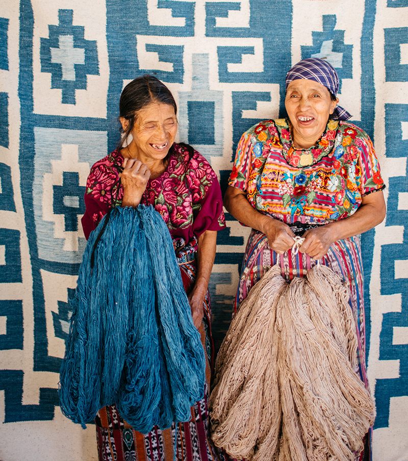 - Every purchase of a product made by Momostenango Weavers helps sustain their craft and support education funds for the artisans' children.