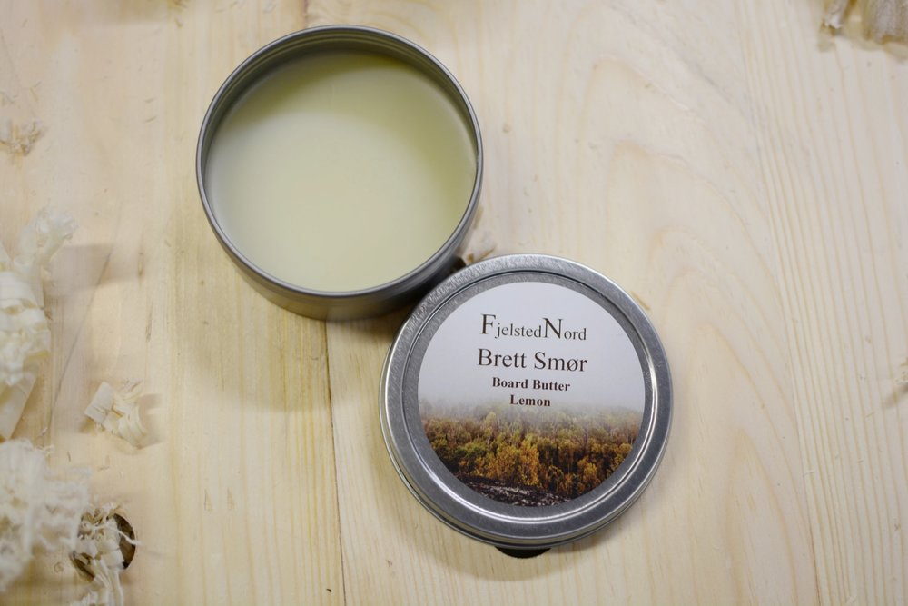 Brett Smor Mineral Oil And Beeswax For Cutting Boards Wood