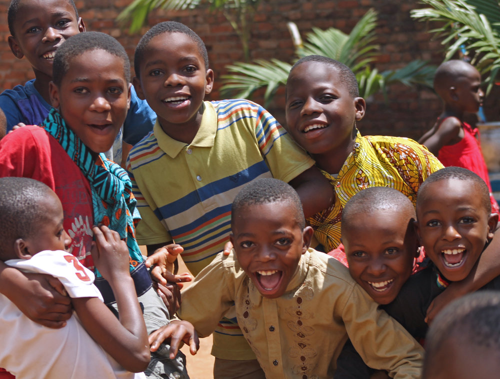 Future Hope Africa provides youth services in Bukavu, Democratic Republic of the Congo