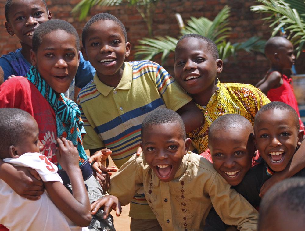 Future Hope Africa provides youth services in Bukavu, Democratic Republic of the Congo