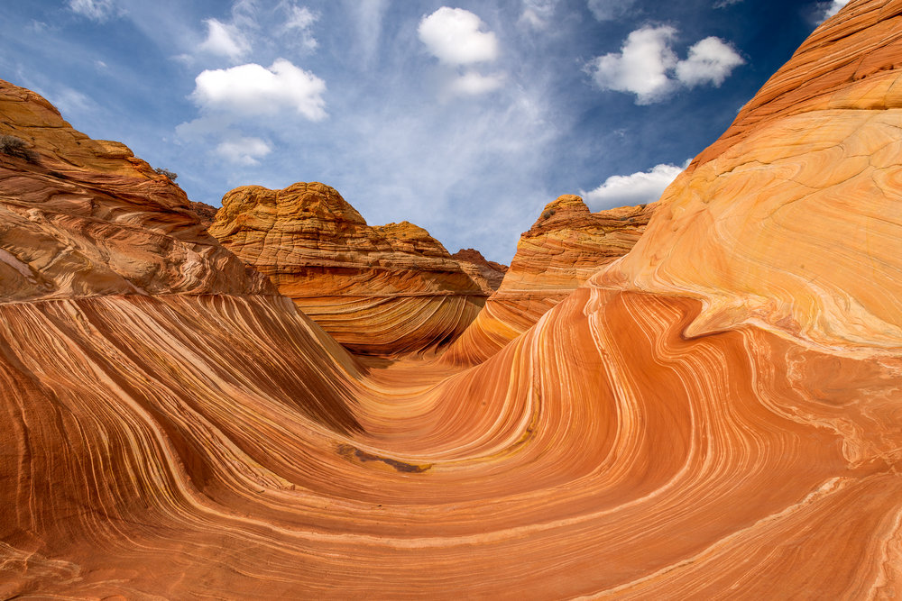 The Wave - With wilderness photographerChad Dutson