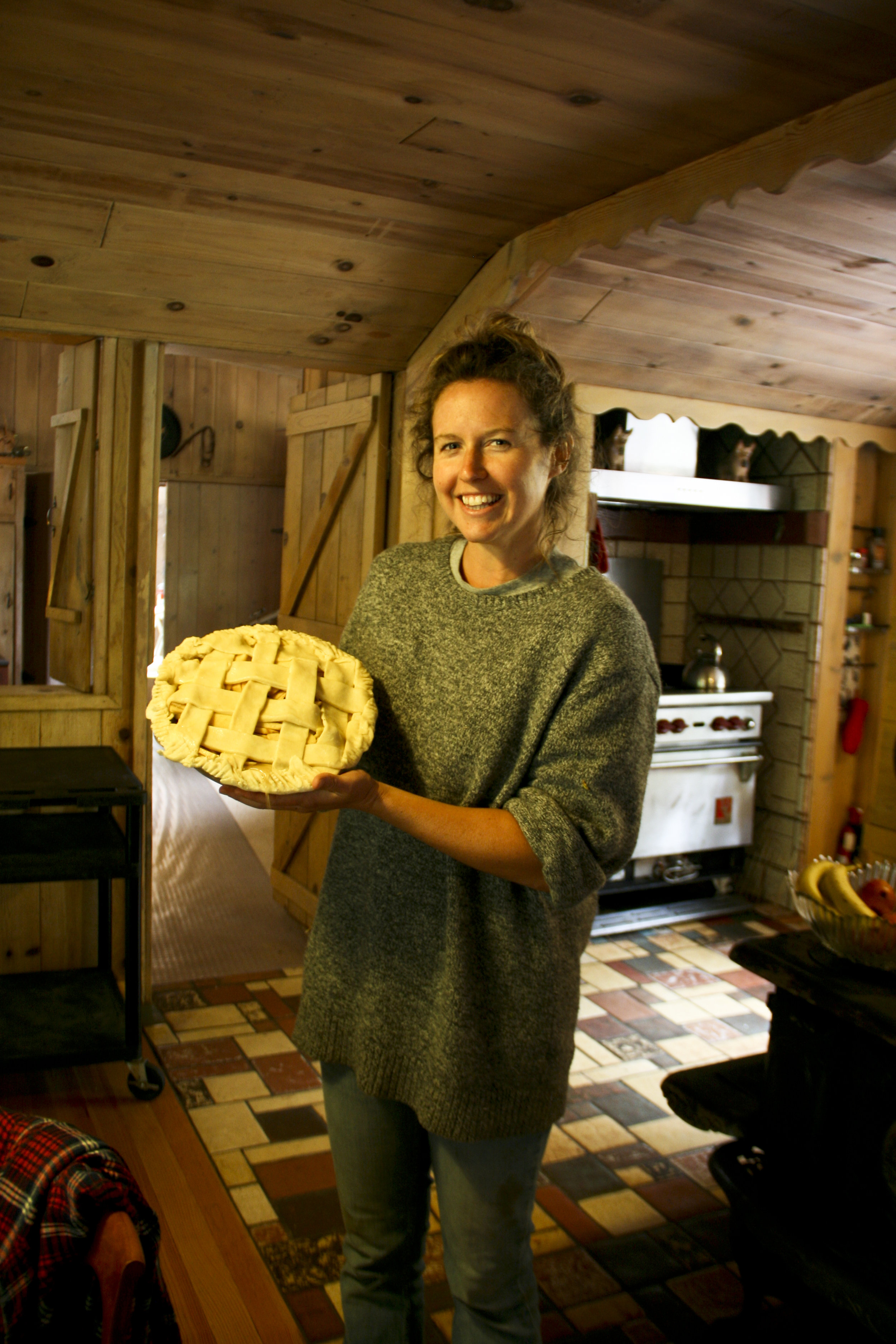 Farmhouse Apple Pie The Pantry Raid