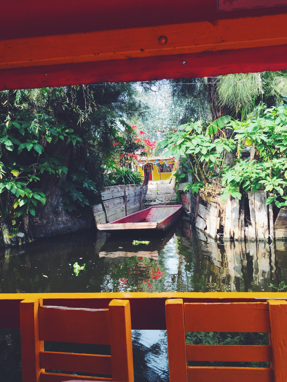 Xochimilco boating