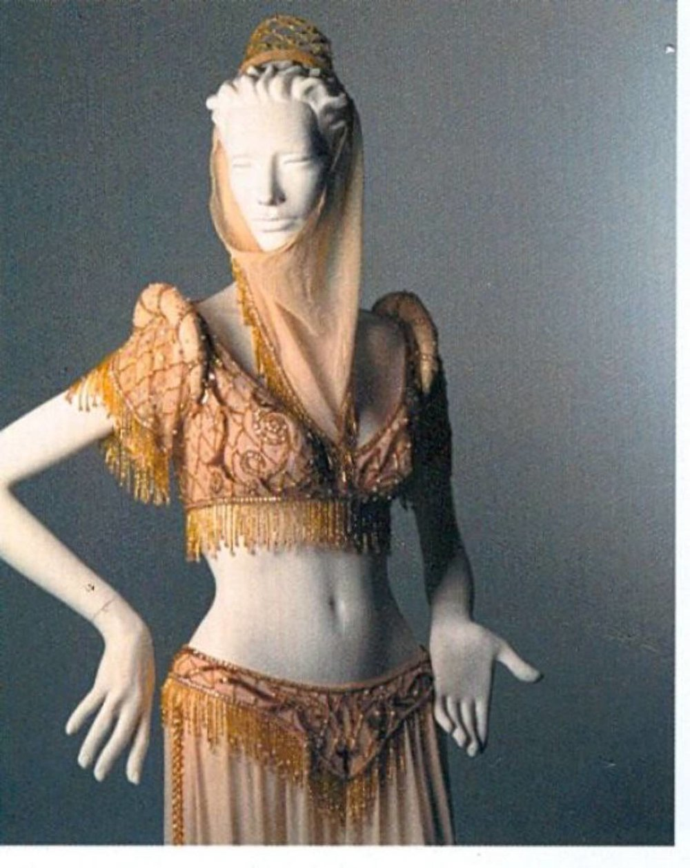 The Collection of Motion Picture Costume Design