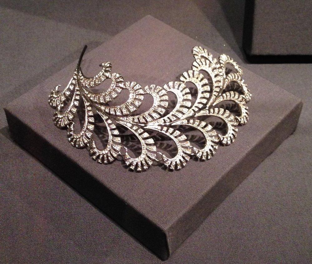 Winterthur's    costume exhibit celebrating the costume designers for  Downton Abby. Costume designer: Caroline McCall