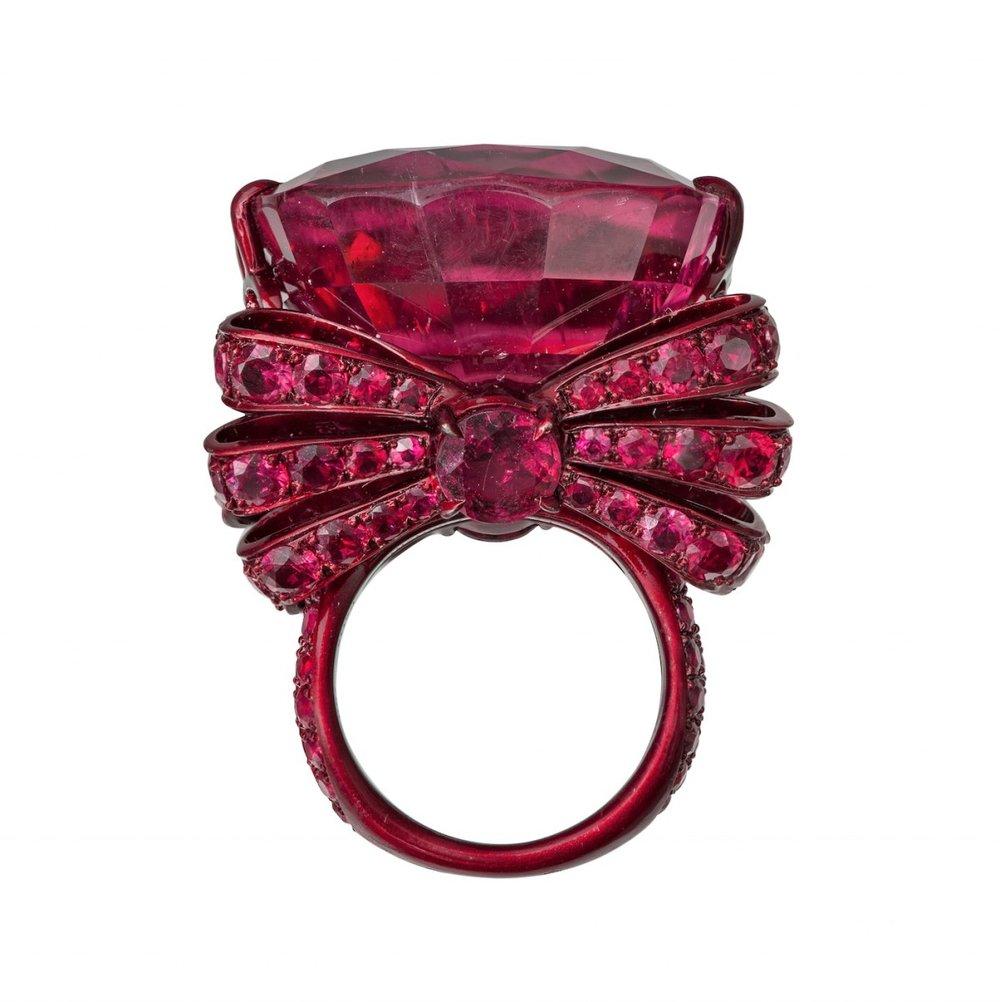 Scarlet Empress Ring