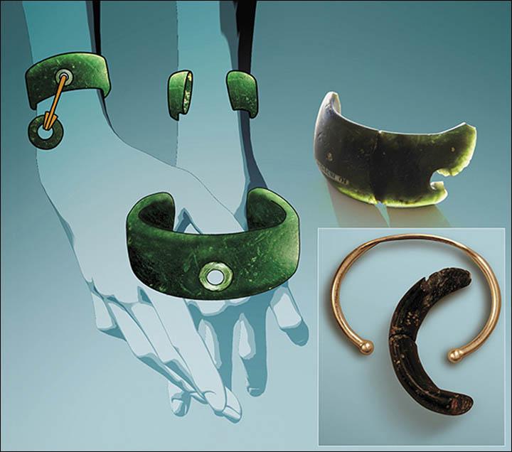 Bracelet reconstruction
