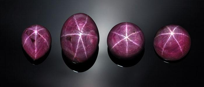 Four Star rubies