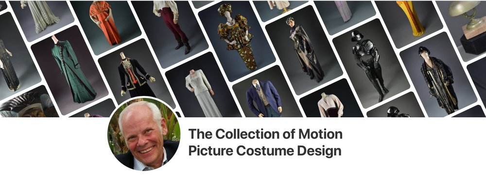 The Collection of Motion Picture Costume Design shown on   Pinterest   .