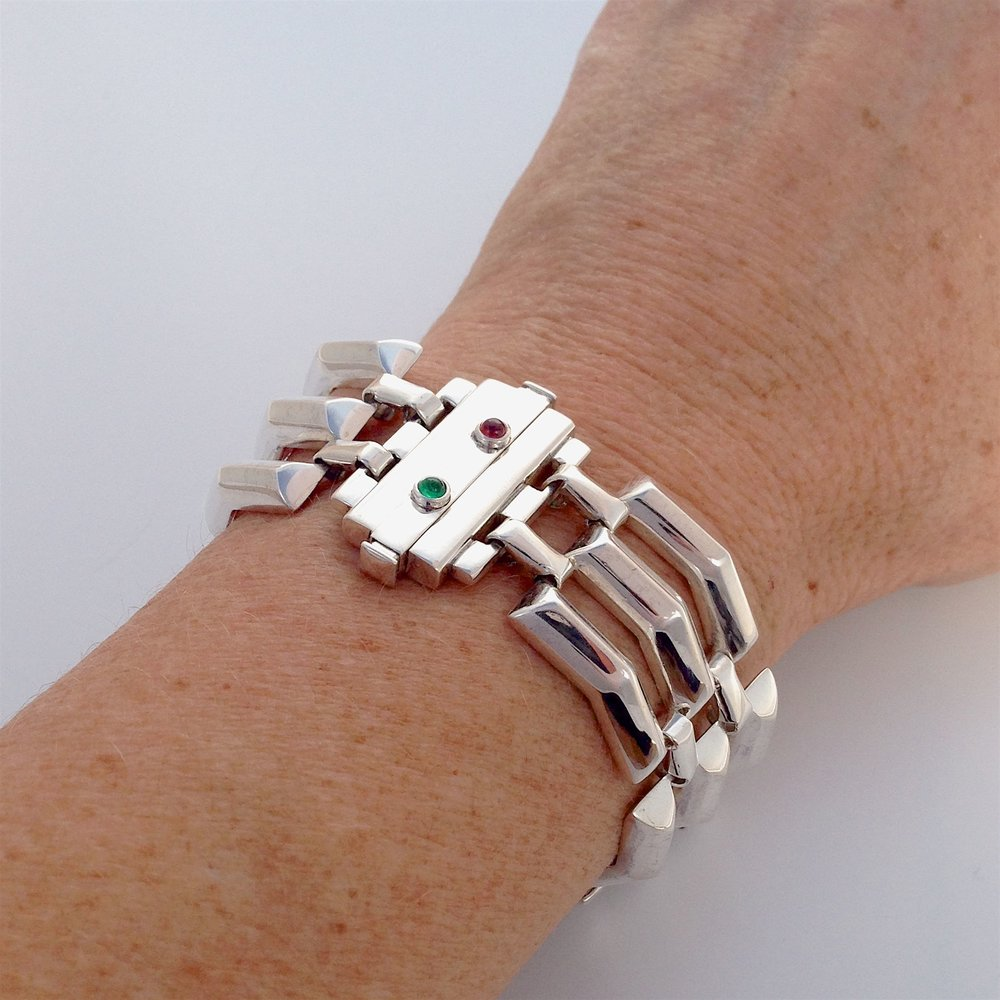 Deco Style Bracelet-Kathleen Lynagh (11).jpg
