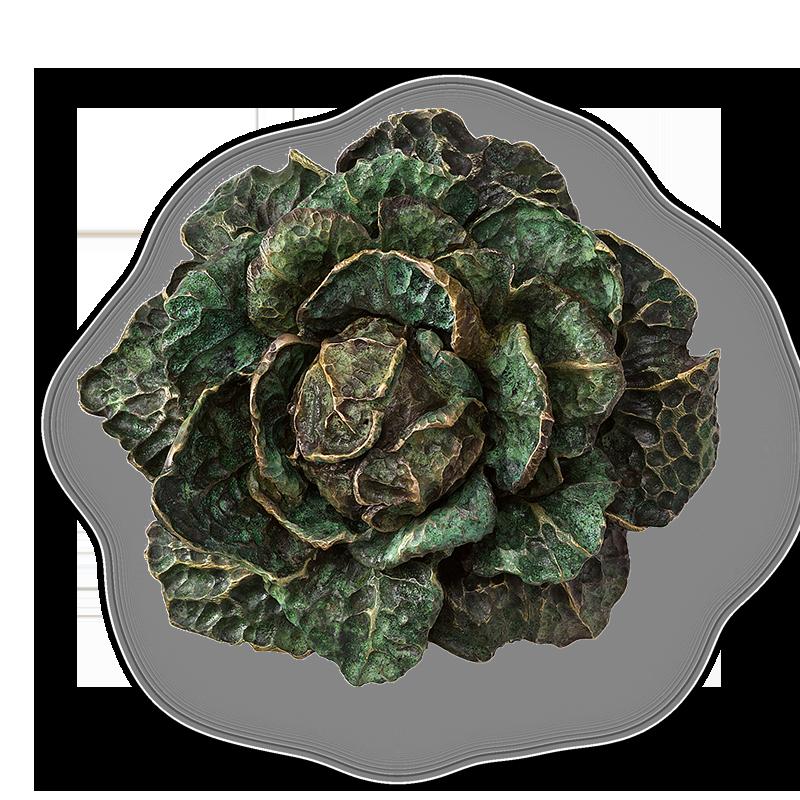 sapphires – tsavorites – bronze