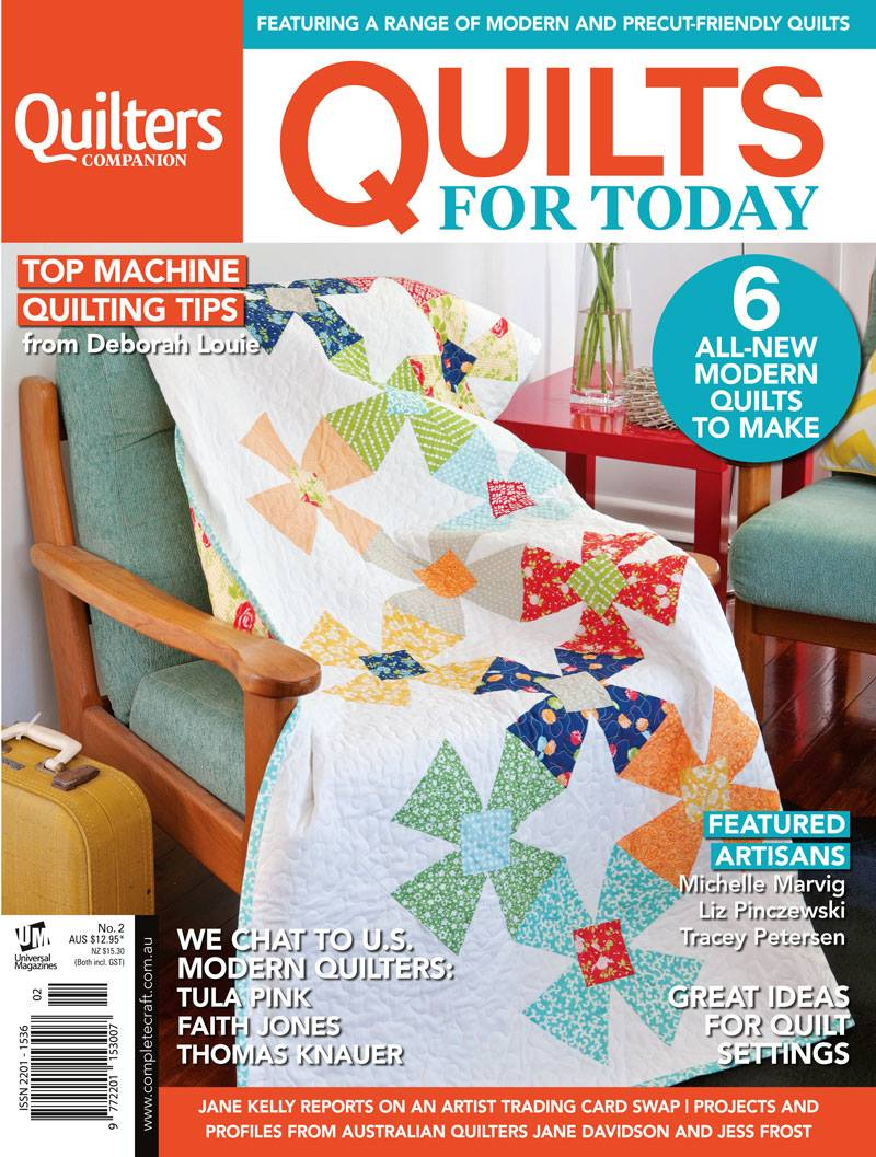 Quilts for Today / No. 2